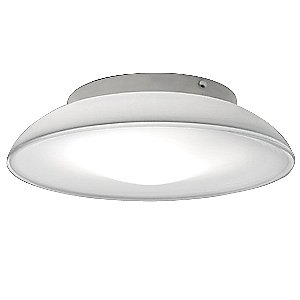 Lunex 17 Ceiling/Wall Light by Artemide - OPEN BOX RETURN