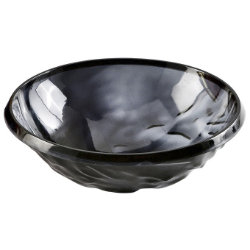 Moon Bowl by Kartell (Smoke) - OPEN BOX RETURN