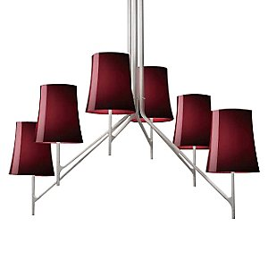 Birdie Chandelier by Foscarini