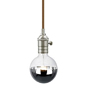 SoCo Vintage Socket Pendant by Tech Lighting