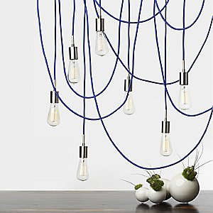 SoCo Modern Socket Pendant by Tech Lighting