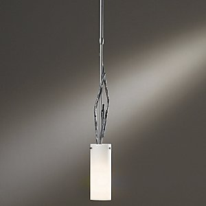 Brindille Pendant with Glass Shade by Hubbardton Forge