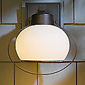 Port Outdoor Wall Sconce by Hubbardton Forge