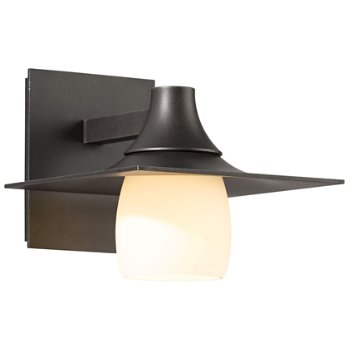 Hood Outdoor Wall Sconce 306560