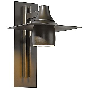 Hood Outdoor Dark Sky Wall Sconce 306567 by Hubbardton Forge