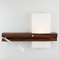 Levo - LED Bedside Sconce and Reading Light by Cerno