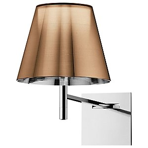 Ktribe Wall Sconce by Flos