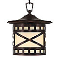 Belmont Outdoor Pendant by Robert Abbey