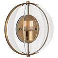 Latitude 3375 Wall Sconce by Robert Abbey