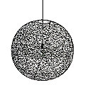 Random Light by Moooi (Black/Medium) - OPEN BOX RETURN