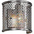 Lit- Mesh Test Wall Sconce by Varaluz
