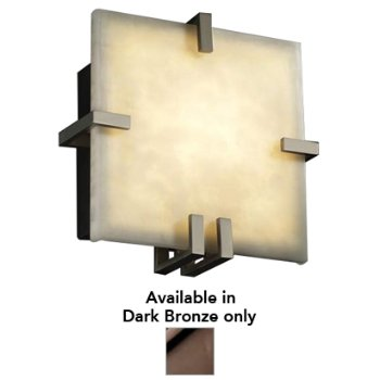 Clouds Clips Square Wall Sconce - OPEN BOX RETURN