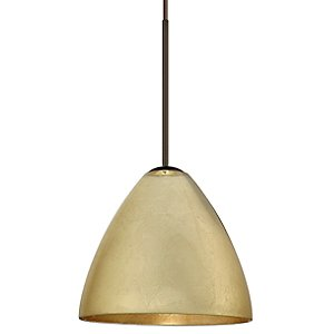 Mia Mini Pendant by Besa Lighting - OPEN BOX RETURN