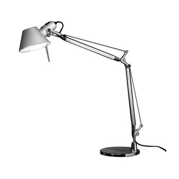 Tolomeo Mini Table Lamp (Table Base/Aluminum) - OPEN BOX