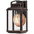 Byron Outdoor Wall Sconce by Quoizel