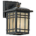 Hillcrest Outdoor Wall Sconce by Quoizel