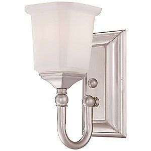 Nicholas Wall Sconce by Quoizel