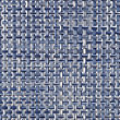 Basketweave Table Runner by Chilewich (Denim) - OPEN BOX RETURN