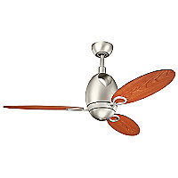 Merrick Ceiling Fan by Kichler