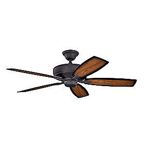 Monarch II Patio Outdoor Ceiling Fan by Kichler