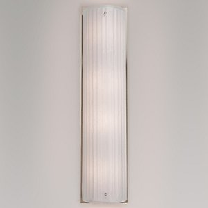 Strata Cover Sconce by Lightspann Studio