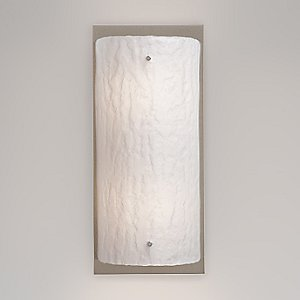 Granite Cover Sconce by Lightspann Studio