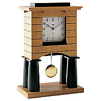 03 Mantel Clock by Alessi