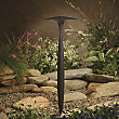 Landscape LED Broad Roof Path Light by Kichler