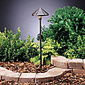 Landscape LED Center Mount Path Light by Kichler