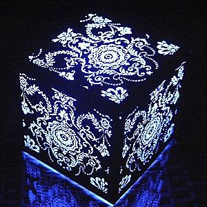 Kalis LED Cube by Artkalia