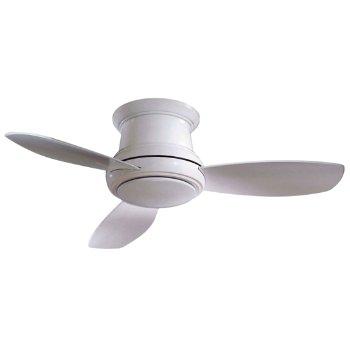 Concept II Flush 44 Ceiling Fan (White) - OPEN BOX RETURN