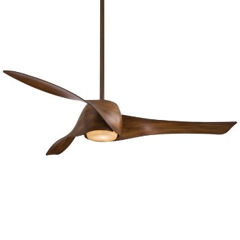 Artemis Ceiling Fan (Distressed Koa) - OPEN BOX RETURN