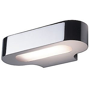Talo 21 Mini Wall Sconce by Artemide (Polished Chrome) - OPEN BOX RETURN