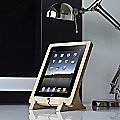 Chisel iPad Dock by iSkelter