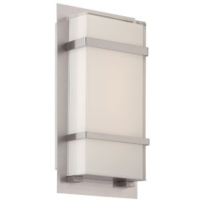 Indoor Wall Sconces Led : Phantom Indoor/Outdoor LED Wall Sconce