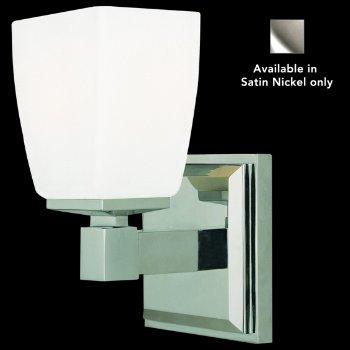 Soho Wall Sconce (Satin Nickel) - OPEN BOX RETURN