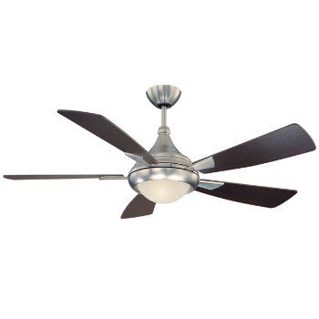 Zephyr Ceiling Fan (Chestnut) - OPEN BOX RETURN