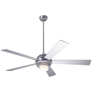 Solus Ceiling Fan with Optional Light
