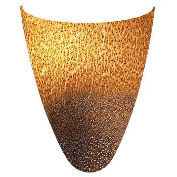 Safari Italian Art Glass Wall Sconce (S/A) - OPEN BOX RETURN
