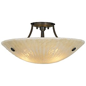 Ambra Semi-Flushmount by LBL Lighting