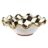 Courtly Check Fluted Breakfast Bowl
