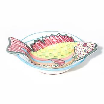 Fish Bowl For Berries - Pink