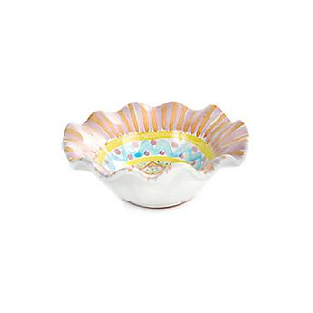 Taylor Fluted Rim Berry Bowl - Summer Frock