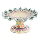 Taylor Fluted Cake Stand - Odd Fellows