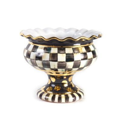 Courtly Check Stoutly Vase