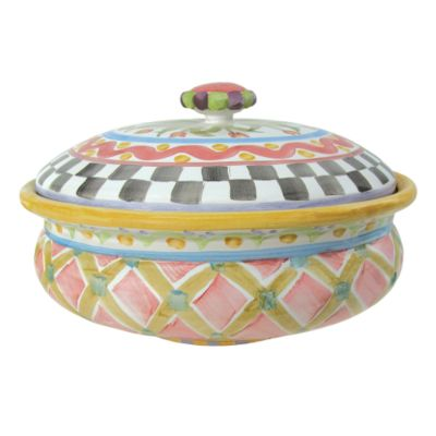 Piccadilly Lidded Bowlderole
