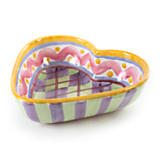 Piccadilly Heart Bowl -  Large