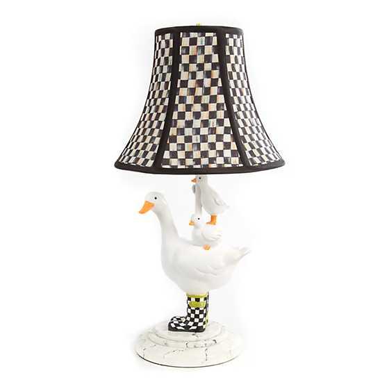Mackenzie Childs Duck Duck Goose Lamp