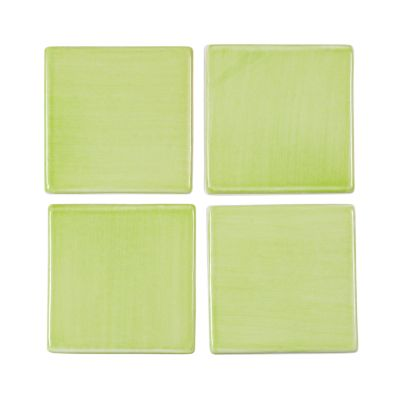 "4"" Square Tile - Sweet Pea"