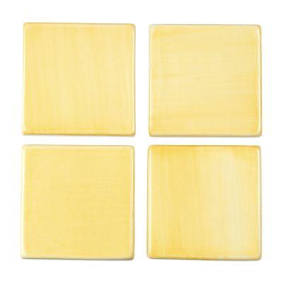 "6"" Square Tile - Daffodil"